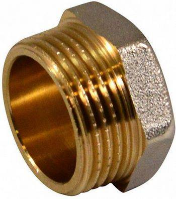 Купить Заглушка CTM CRCM0001 1 дюйма, наружная резьба