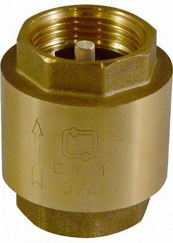 Купить Обратный клапан СТМ CBCVB002 2 дюйма, латунный шток