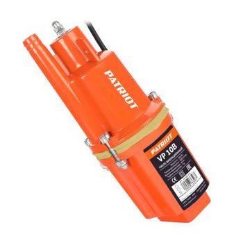 Купить Насос вибрационный погружной PATRIOT VP 10В 18 л/мин, 250 Вт