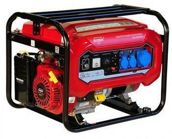 Купить Генератор бензиновый ELITECH БЭС 6500РМ