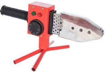 Купить Аппарат для сварки пластиковых труб ELITECH СПТ 800 0.8 кВт, 50-300°С