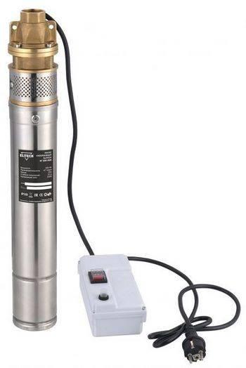 Купить Насос скважинный ELITECH НГ 550-35В 550 Вт