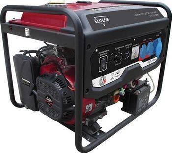 Купить Генератор бензиновый ELITECH СГБ 9500ЕАМ