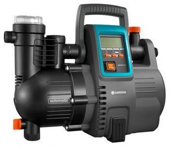 Купить Насос напорный автоматический GARDENA LCD Comfort 5000/5E 5000 л/ч, 1300 Вт