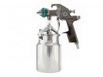 Купить Краскораспылитель AS 802 HVLP , профессиональный, всасывающего типа, сопло 1.4 мм Stels 57366