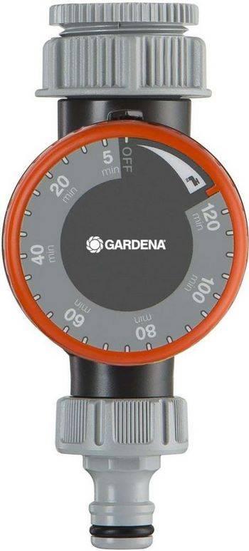 Купить Таймер подачи воды GARDENA