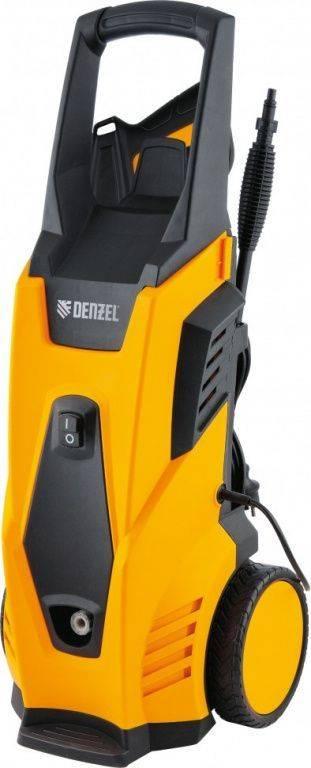 Купить Мойка высокого давления DENZEL HPС-1600 1600 Вт, 125 Бар