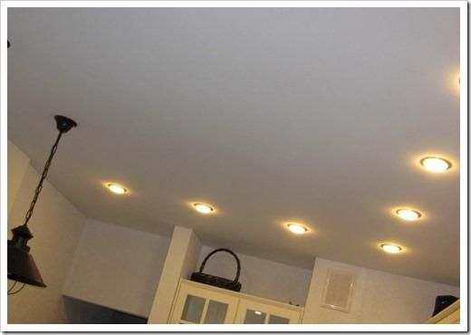 Светильники, которые можно использовать с натяжными потолками