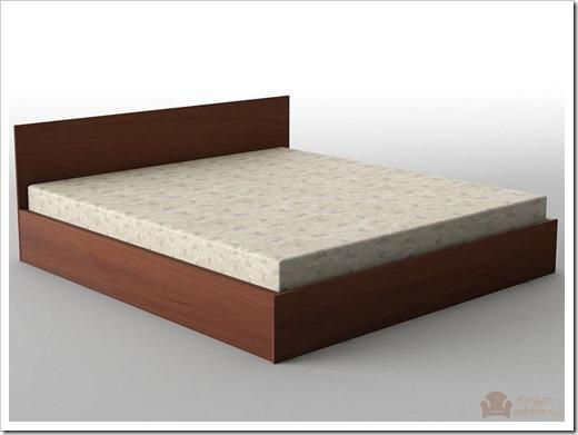 Виды кроватей без ножек