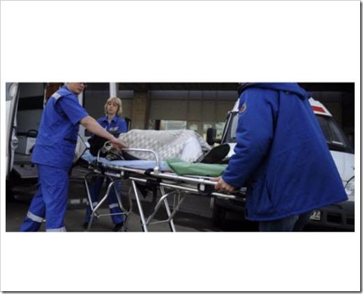 Служба для перевозки лежачего больного