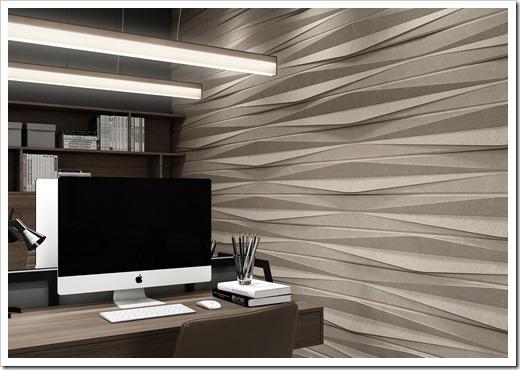 Сколько прослужат стеновые 3D панели?
