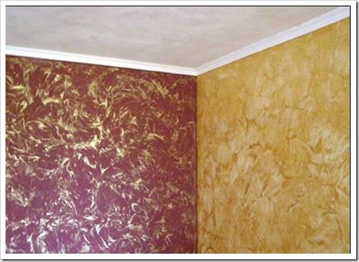 Марокканская штукатурка — необычный способ отделки стен