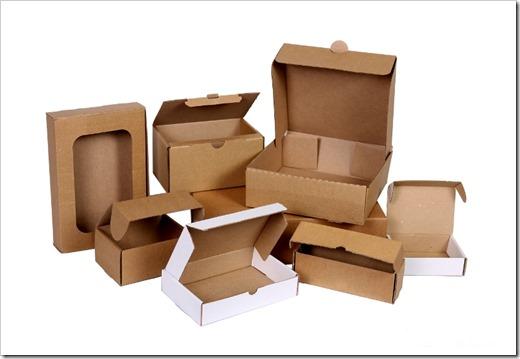 Самостоятельная сборка коробок