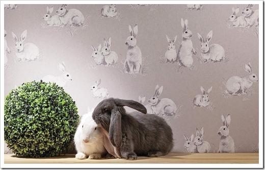 экологически чистые обои для стен