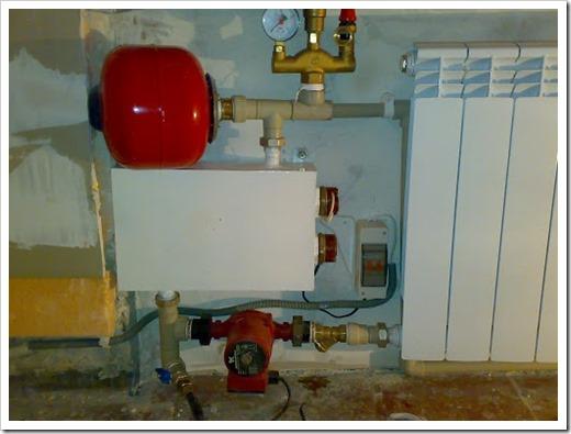 Индукционные и электродные электрические котлы отопления