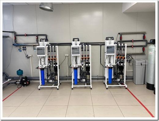 Системы промышленной водоподготовки