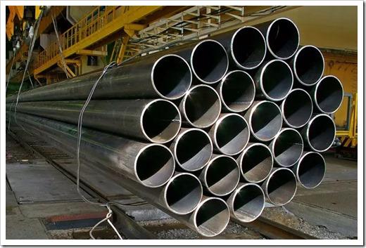 Классификация стальных труб б/у