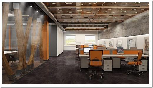Базовые черты ремонта офиса класса «А»