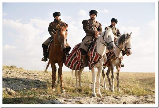 История турецкого и узбекского народа в сериале Я и есть Джелаладдин